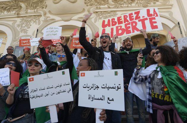 Alger-Tunis : même