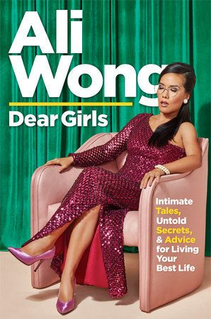 Lie Down, Because Ali Wong's Book Is Coming Out This
