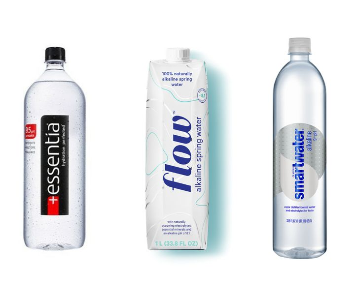 Essentia, Flow and Glaceau SmartWater are three popular brands selling alkaline water.