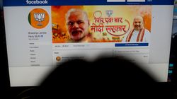 BJP Ads On Facebook Account For Nearly Half The Total Spending On Political