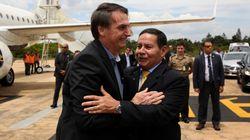 Mourão diz que vídeo que nega golpe militar foi decisão de