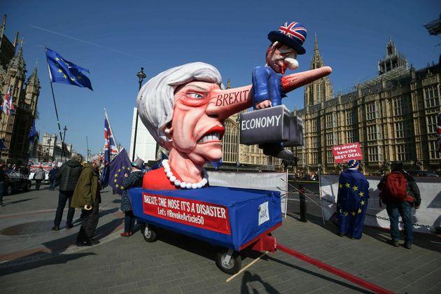 영국 의회가 브렉시트 해법 찾기에 또