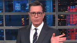 Stephen Colbert Pulls Cruelest Trump-Themed April Fools' Prank On His