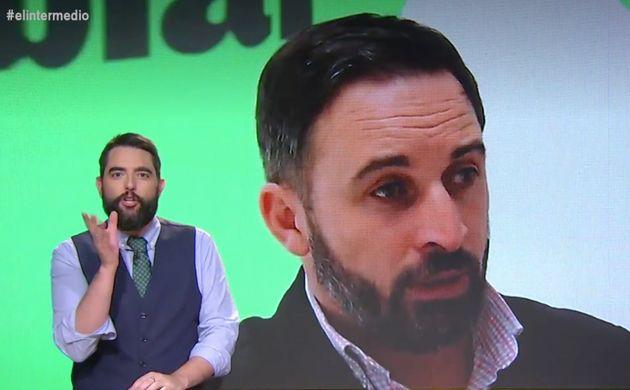 Dani Mateo revela el escandaloso secreto del