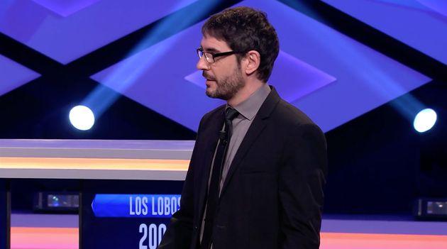 'Los Lobos' de 'Boom' (Antena 3) le revelan a Juanra Bonet su secreto mejor