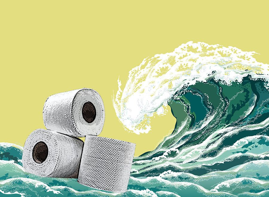 Scrunch Or Fold? Loo Roll Debate Is The Latest To Divide The