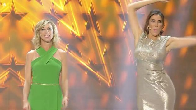 La hija de Paz Padilla aparece por sorpresa en la semifinal de 'Got