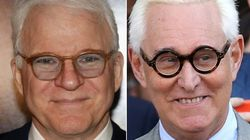 Steve Martin Reveals Roger Stone Sketch He Has Planned For 'Saturday Night