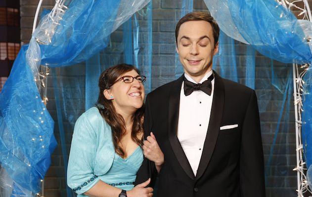 El curioso punto en común entre Amy y Sheldon, 'The Big Bang Theory' (Neox), que seguro que se te pasó...