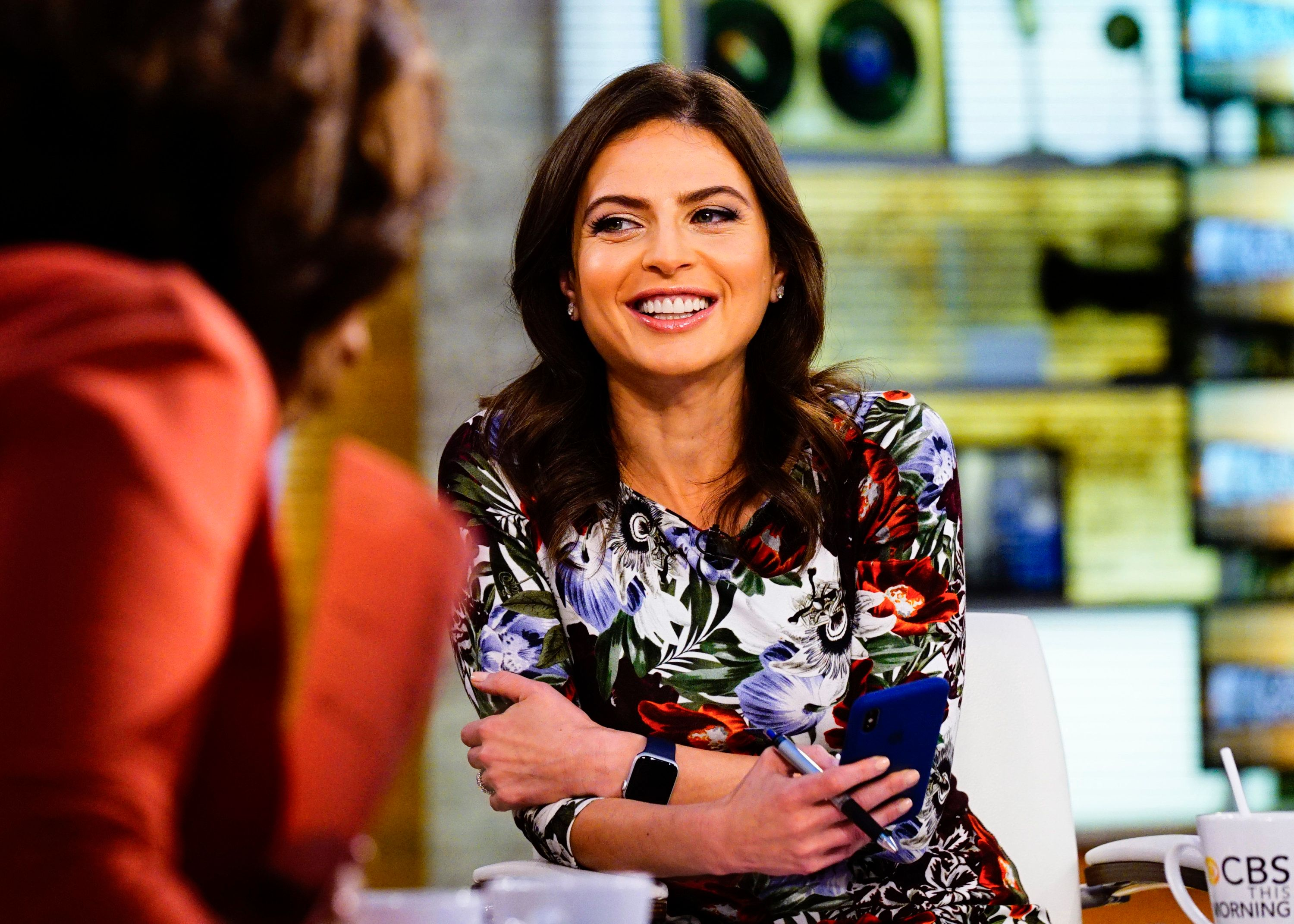 Bianna Golodryga Out At 'CBS This Morning' And Leaving Network, Sources Say (FULL ARTICLE) 5ca33154240000a2074f5a42
