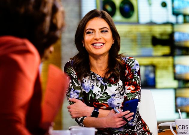 Bianna Golodryga Out At Cbs This Morning And Leaving Network Sources Say Huffpost