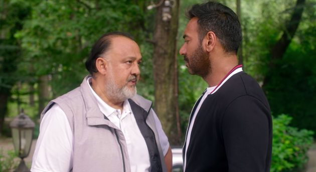 Ajay Devgn Dodges Questions On 'De De Pyaar De' Co-Star Alok Nath's #MeToo