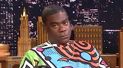 Tracy Morgan Takes Savage Swipes At Jussie Smollett On 'Tonight