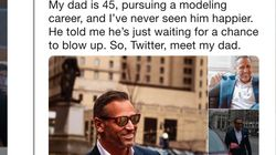 This 'Hot Model Dad' Inspired A Ton Of Hilarious