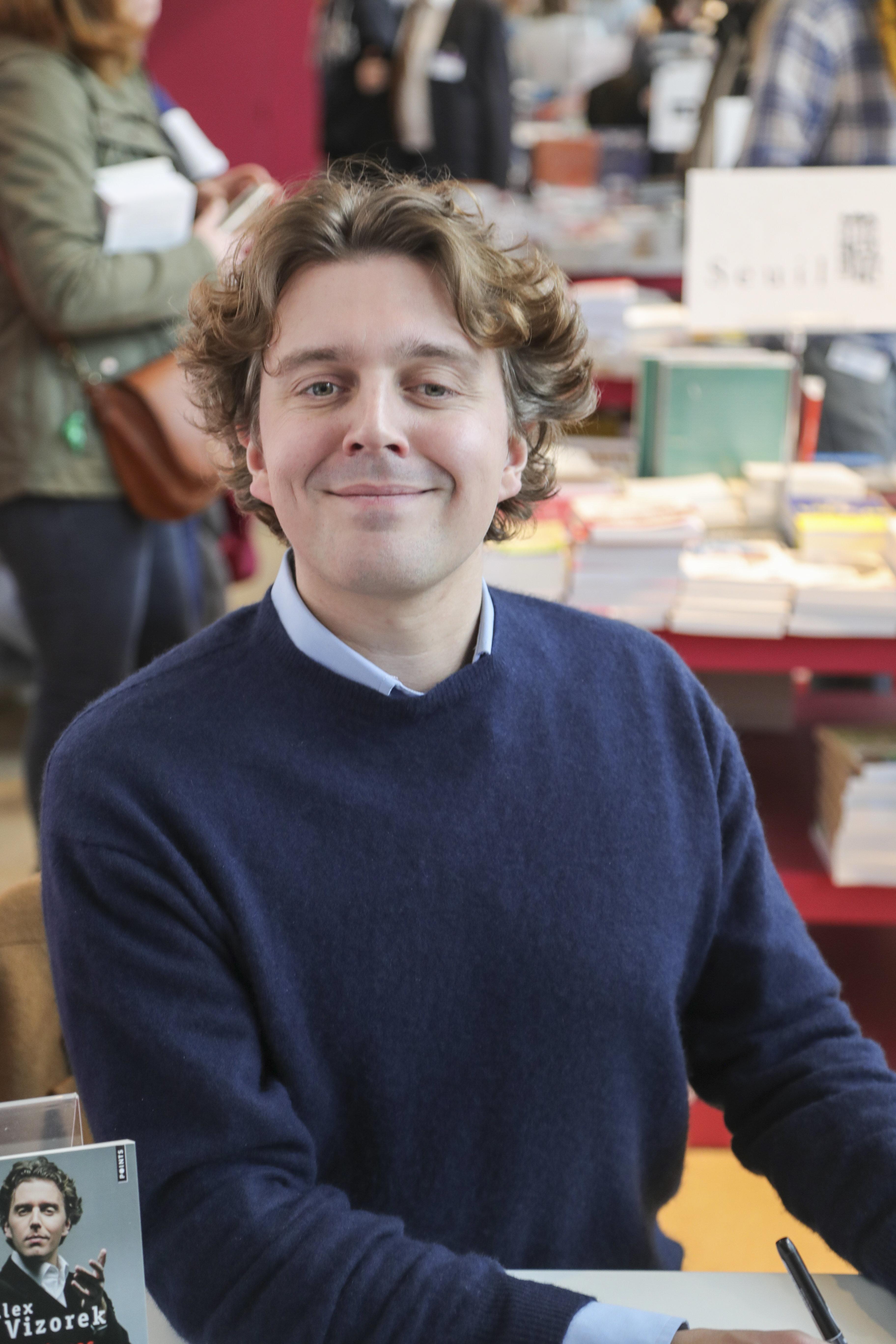 L'humoriste belge Alex Vizorek animera les Molières