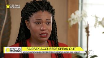 Meredith Watson says Virginia Lieutenant Gov. Justin Fairfax (D) raped her in 200 when they were friends and classmates at Duke University.