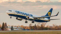 Η Ryanair ανάμεσα στους δέκα μεγαλύτερους ρυπαντές της