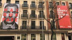 Cachondeo y muchos 'memes' con el cartel electoral de Pedro