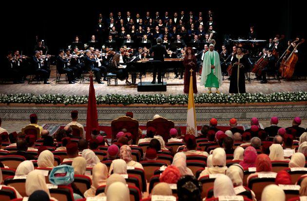 """Après le concert interreligieux, une association marocaine dénonce """"le retour du discours de la"""