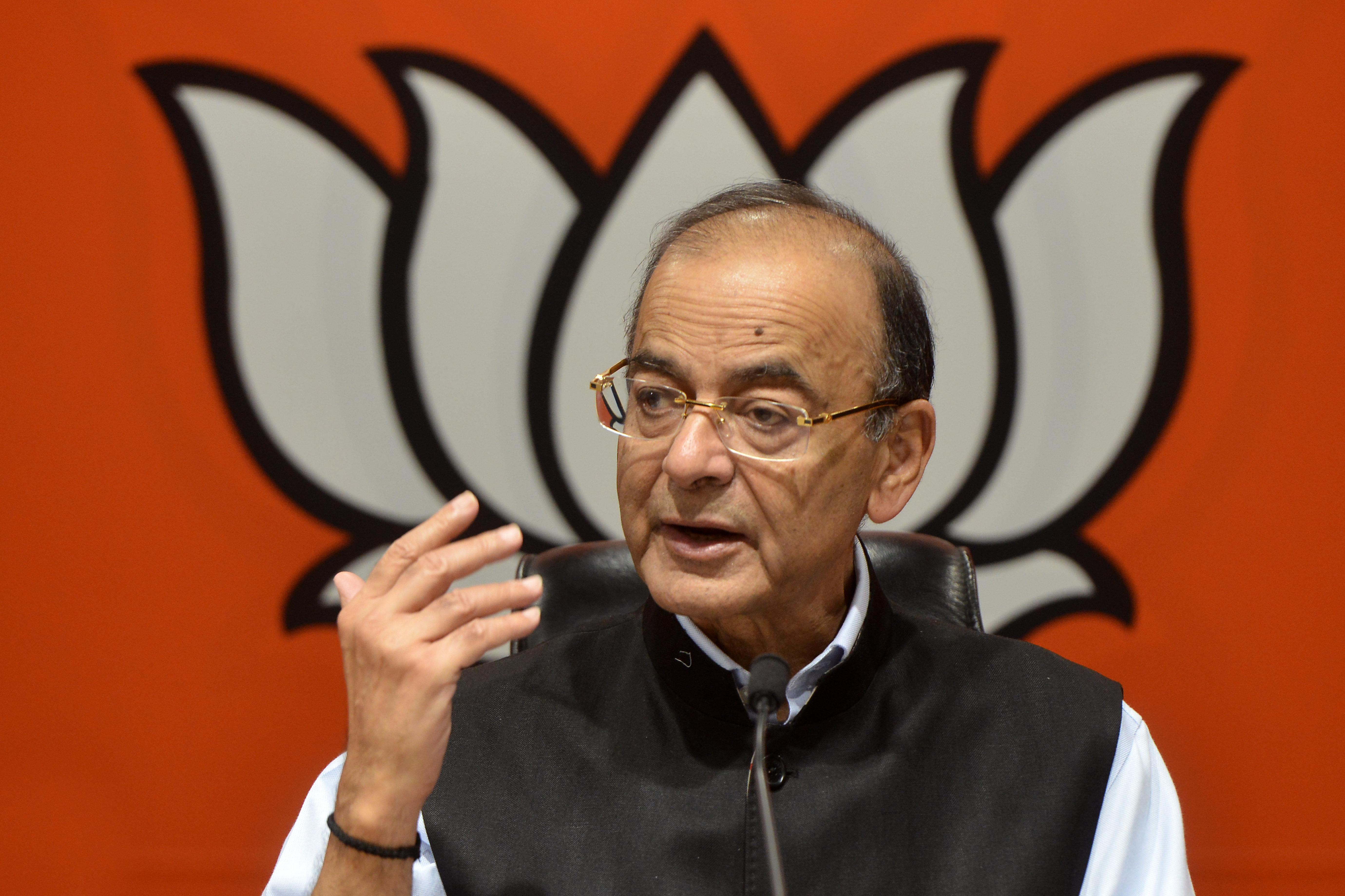 Congress Manifesto 'Dangerous And Unimplementable', Says Arun