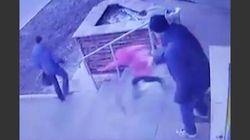 Εριξε την κόρη του από την σκάλα επειδή ζητούσε καρότσι του σούπερ