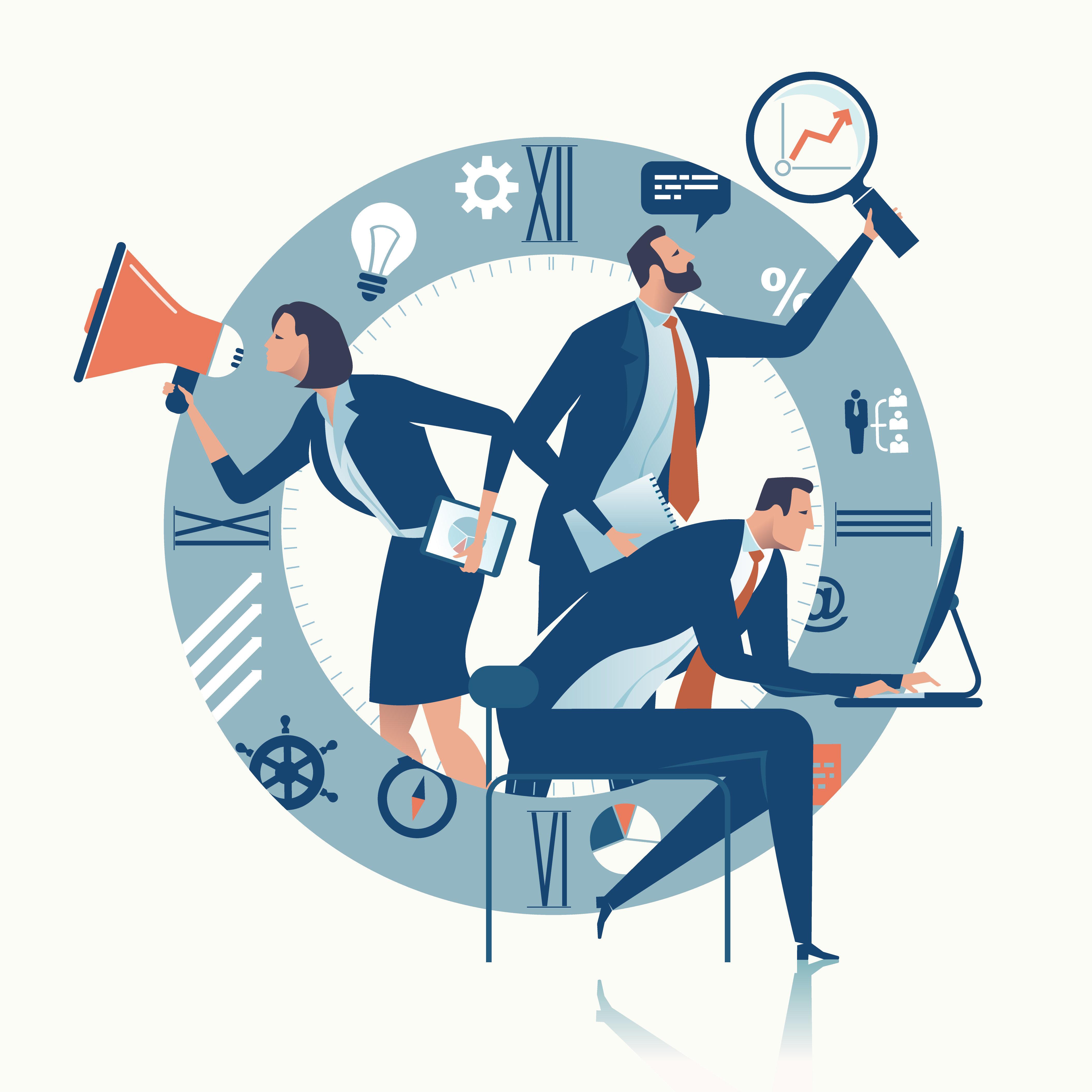 Η Ανάγκη Στρατηγικού Διαλόγου Μεταξύ Επιχειρήσεων και
