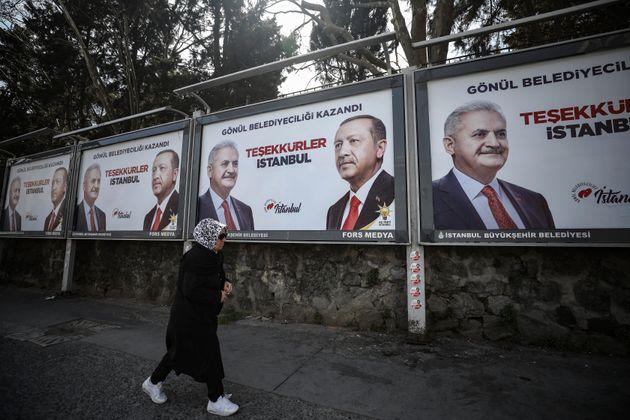 Τουρκία: Ο Ερντογάν αρνείται την ήττα του στις μεγάλες