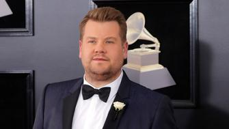 60th Annual Grammy Awards – Arrivals – New York, U.S., 28/01/2018 – James Corden. REUTERS/Andrew Kelly