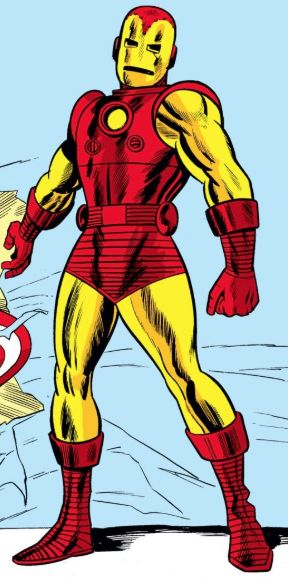 L'amure Mark 85 d'Iron Man dans les comics