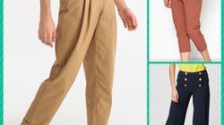 14 pantalons légers et confortables pour femmes à porter au