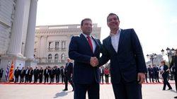 Τσίπρας: «Ανοίγουμε την πόρτα της οικονομικής συνεργασίας με τη Βόρεια