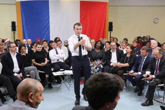 Avec le grand débat, Macron a-t-il au moins réussi à se rabibocher avec les