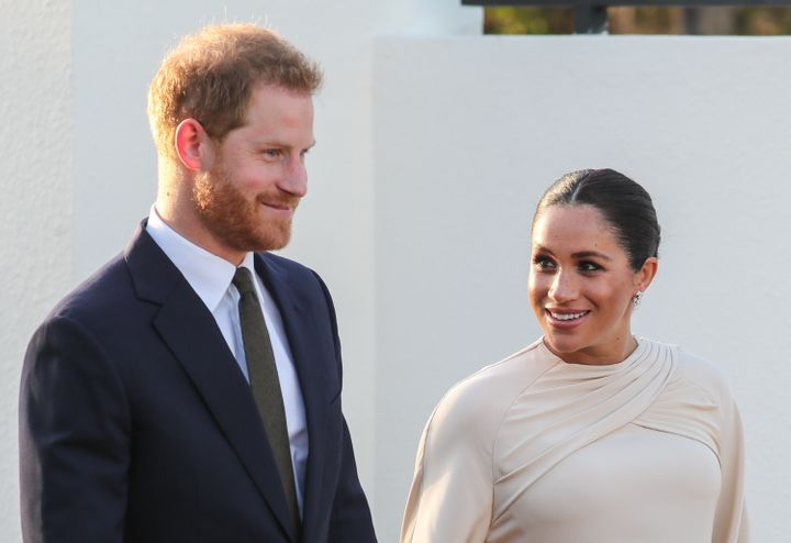 The Duke and Duchess of Sussex are expecting their first child in late April or early May.