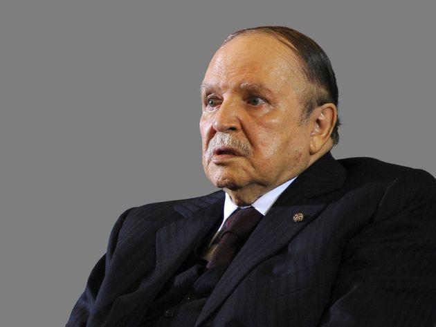 Abdelaziz Bouteflika, hasta hoy presidente de Argelia, en una imagen de