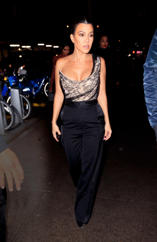Kourtney Kardashian's New Site Is An Even Less Self-Aware