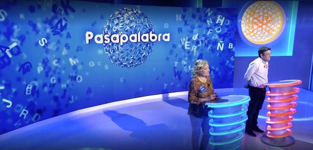 Los últimos minutos de 'Pasapalabra' (Telecinco) han sido raros este martes y eso ha molestado a