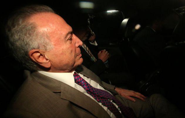 Temer já havia sido alvo de denúncias apresentadas pelo MPF do Rio referentes à...