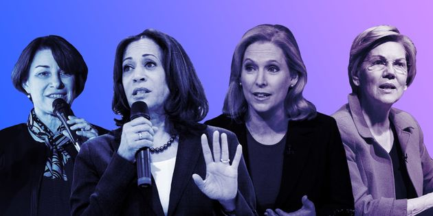 Democratic women candidates face donors who are flat-out skeptical of all the
