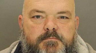 Bradley Bower, 55, is accused of assaulting a grocery store cashier over smashed chips.
