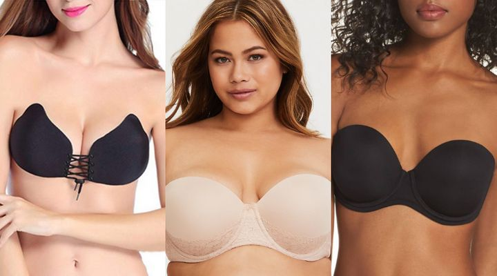 40da91de9 7 Of The Best Strapless Bras
