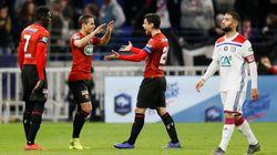 Rennes élimine Lyon en demi-finale de Coupe de
