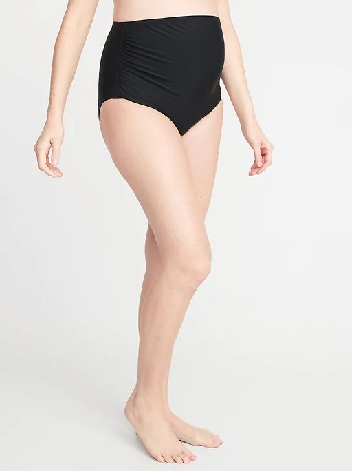 5733bfed5f3 18 Gorgeous Maternity Swimsuits That Don't Look Like Maternity ...