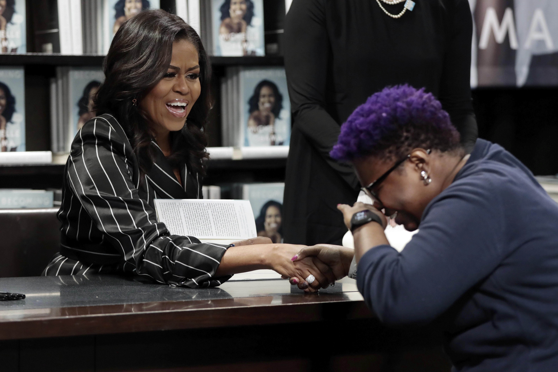 Como estas 4 mulheres foram impactadas por 'Minha História', livro de Michelle