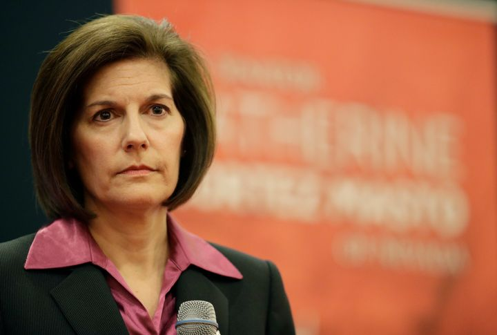 Sen. Catherine Cortez Masto (D-Nev.) is trying to draw more attention to the epidemic of missing and murdered indigenous wome