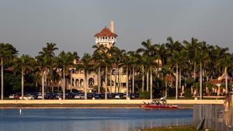 WEST PALM BEACH, FL - MARCH 22: The Mar-a-Lago estate is seen where President Donald Trump is hosting a meeting with Caribbean leaders on March 22, 2019 in West Palm Beach, Florida. Special Counsel Robert Mueller submits Russia Probe report to Attorney General Bill Barr marking the end of his investigation into Russian interference in the 2016 election. (Photo by Saul Martinez/Getty Images)