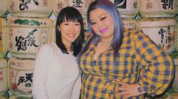 渡辺直美&こんまり、「令和」の新元号発表をニューヨークで見届ける