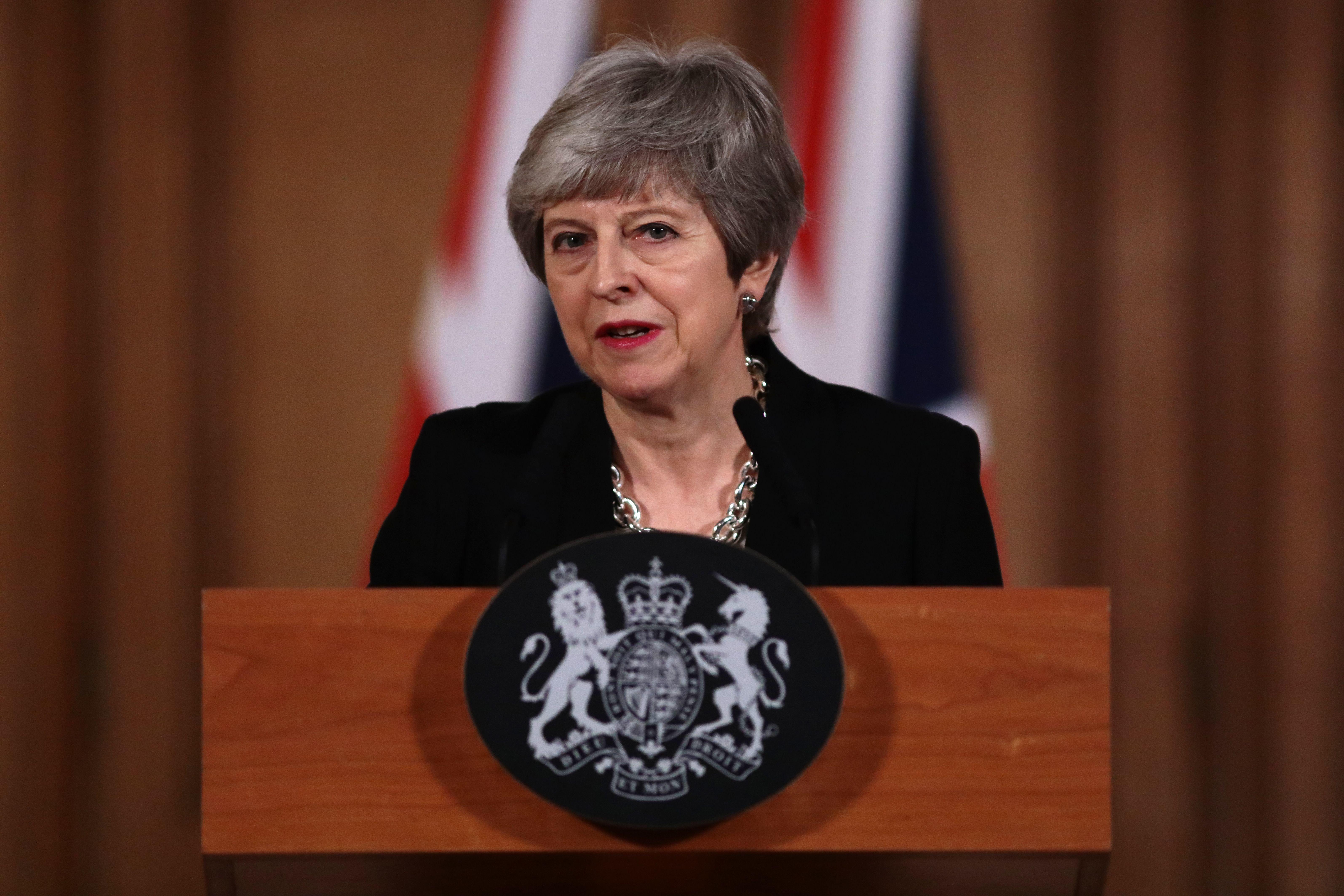 브렉시트 대반전 : 영국 메이 총리가 야당과의 '타협'을
