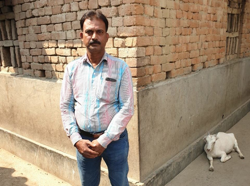 Mohammad Zia-ul Chowdhury has been a labour contractor for over 30 years in