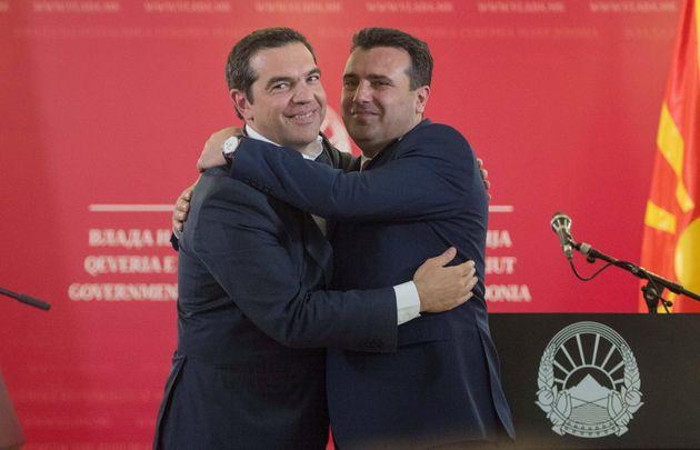 Τσίπρας-Ζάεφ: Οι συμφωνίες για εμπορικές ονομασίες, Μακεδονικά κρασιά, σχολικά βιβλία και