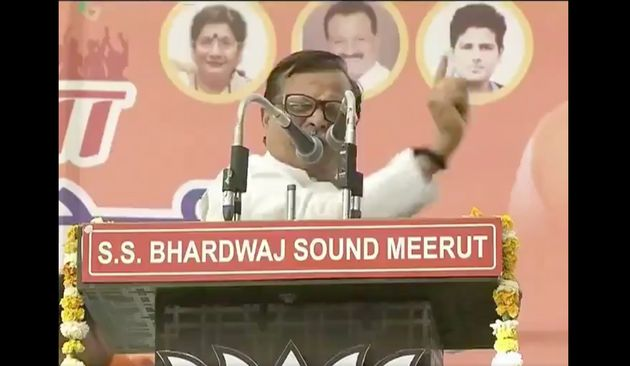 Watch: Meerut BJP MP Raps 'Kamal, Kamal, Kamal, Kamal, Kamal, Kamal' To Ask For